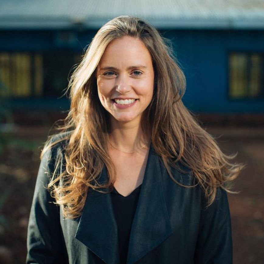 Christina Sass - Co-founder & President, andela