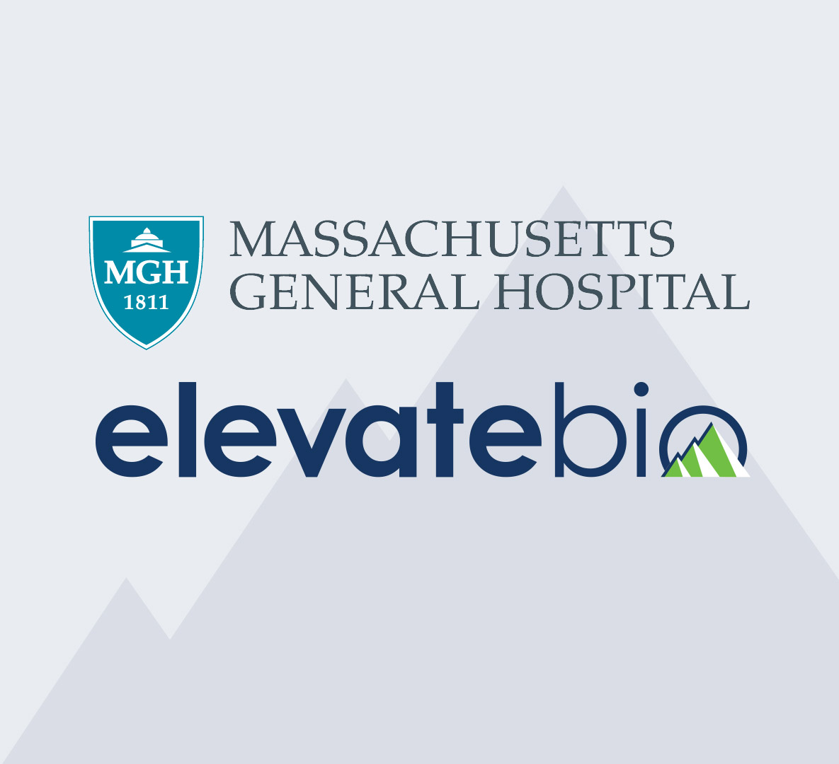Massachusetts General Hospital and ElevateBio Announce a 10-Year