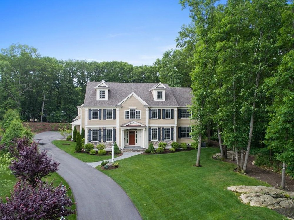 20 Deerfield Road, Wellesley | Sold | $3,357,500