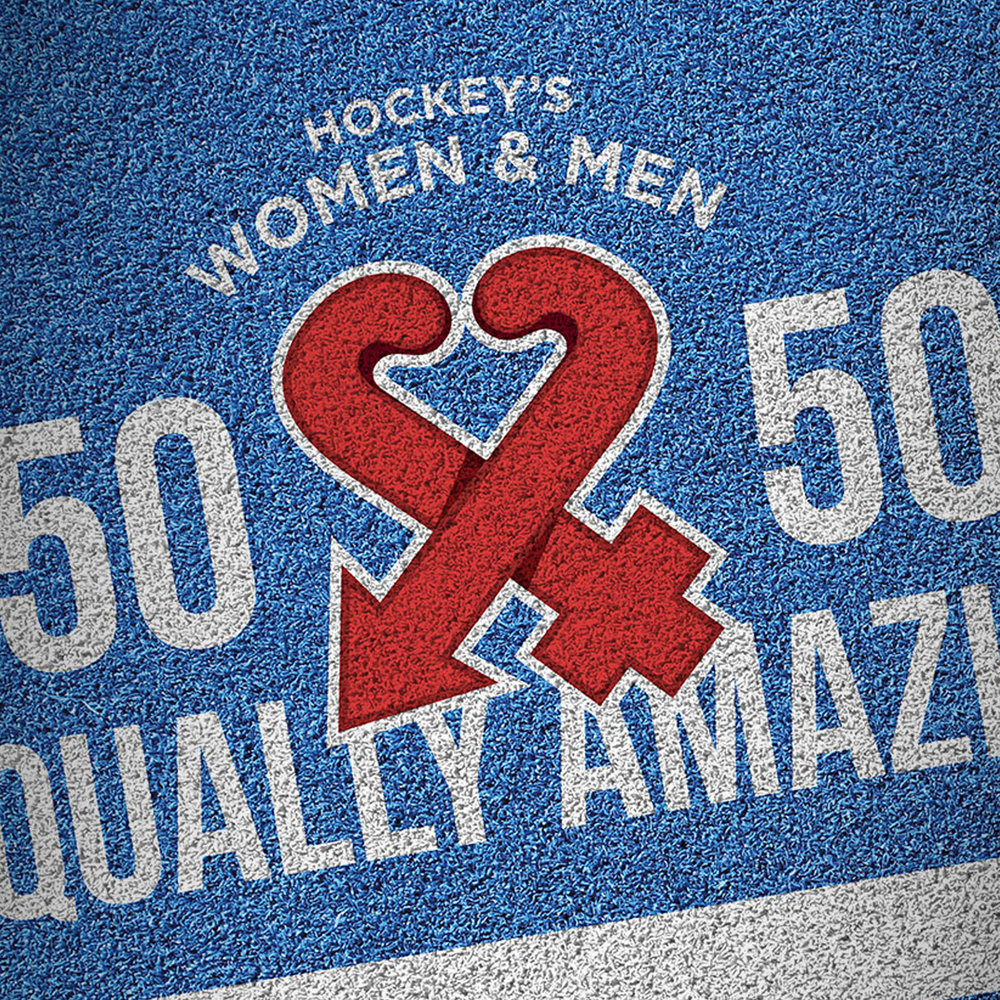 FIH  Women & Men Equally Amazing  Gender Equality Platform