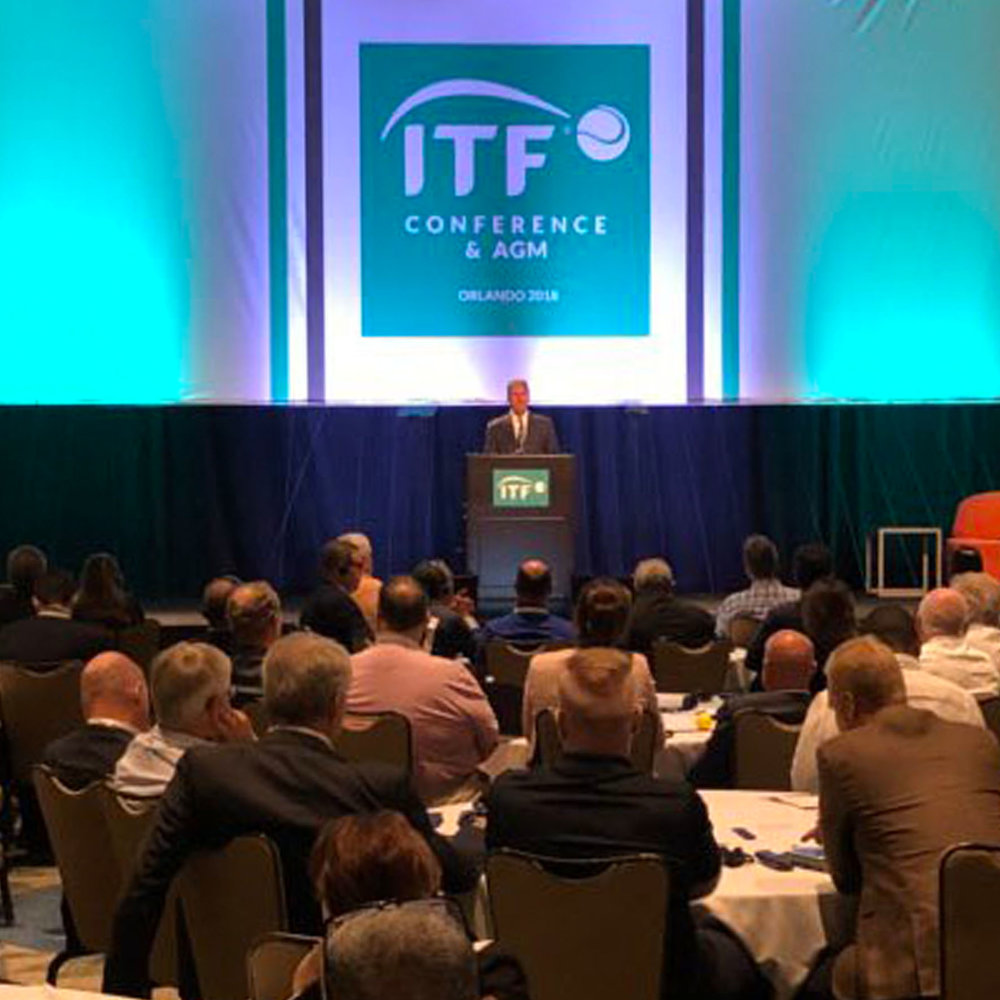 ITF  AGM – CONTENT CREATION