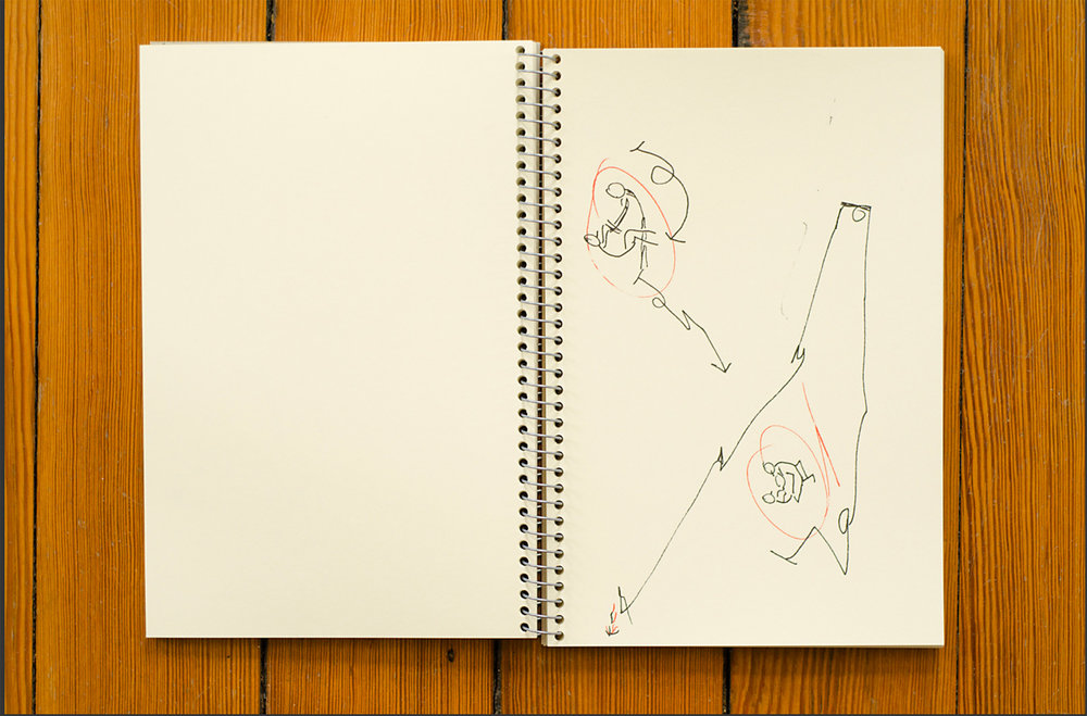 A Pictures Book for J.C. by Merce Cunningham