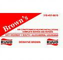 Brown's AC & Heating - Associate