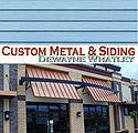 Custom Metal & Siding - Associate