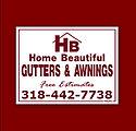 Home Beautiful Gutters - Associate
