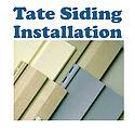Tate Siding Installation - Associate