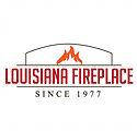 Louisiana Fireplace - Builder