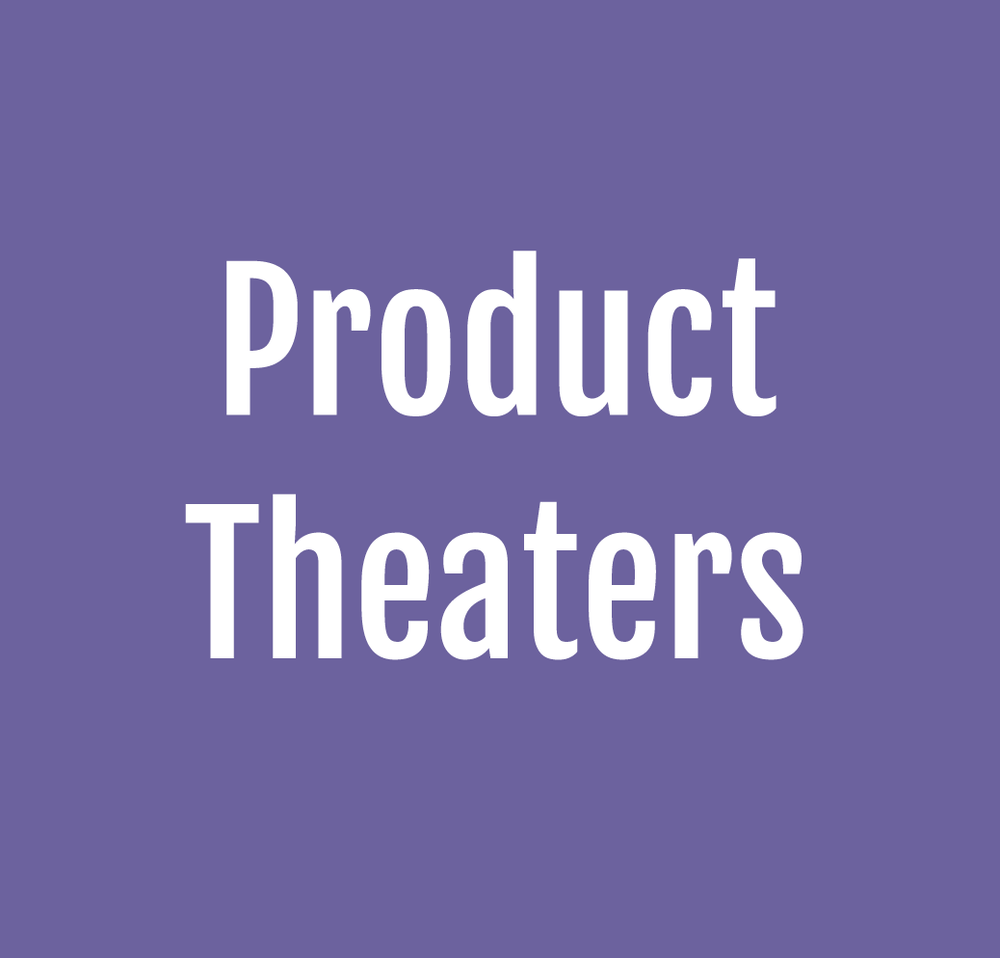 Products Theaters