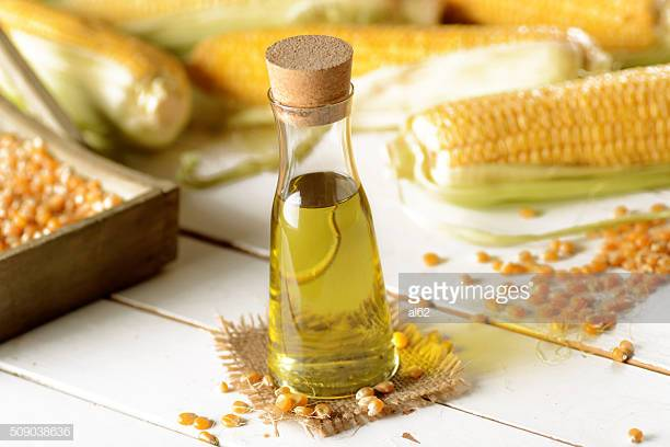 Corn Oil - The antioxidants and tocopherols in corn oil will help prevent skin infections and help to relieve irritation, blemishes, eczema, and psoriasis. It can help to reduce the appearance of wrinkles and other age spots.