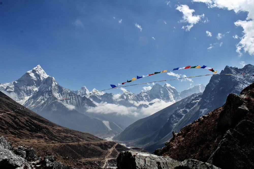 Basecamp of Everest -