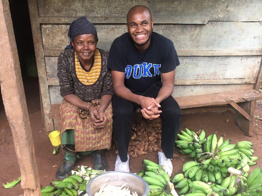 Orphanage in Africa to Duke University