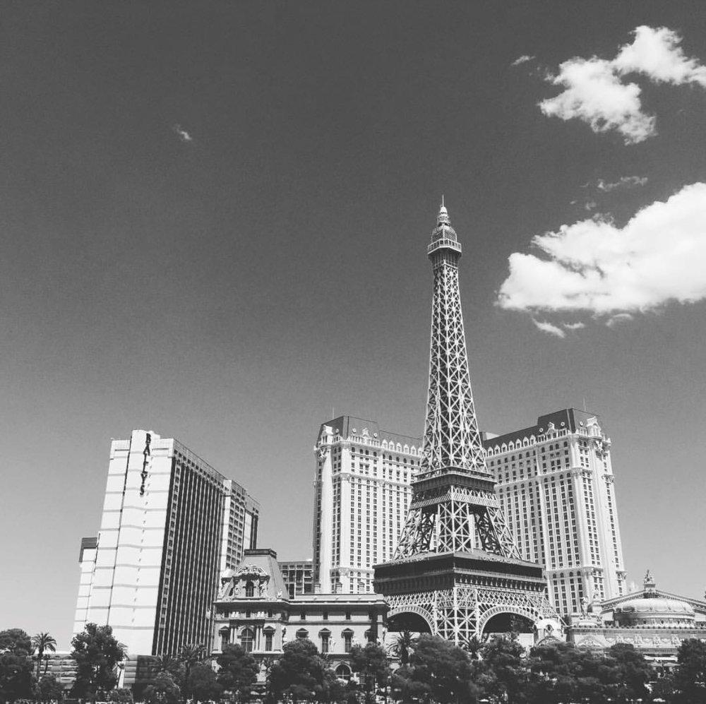 Vegas-scape, 2016. Ginger Cochran