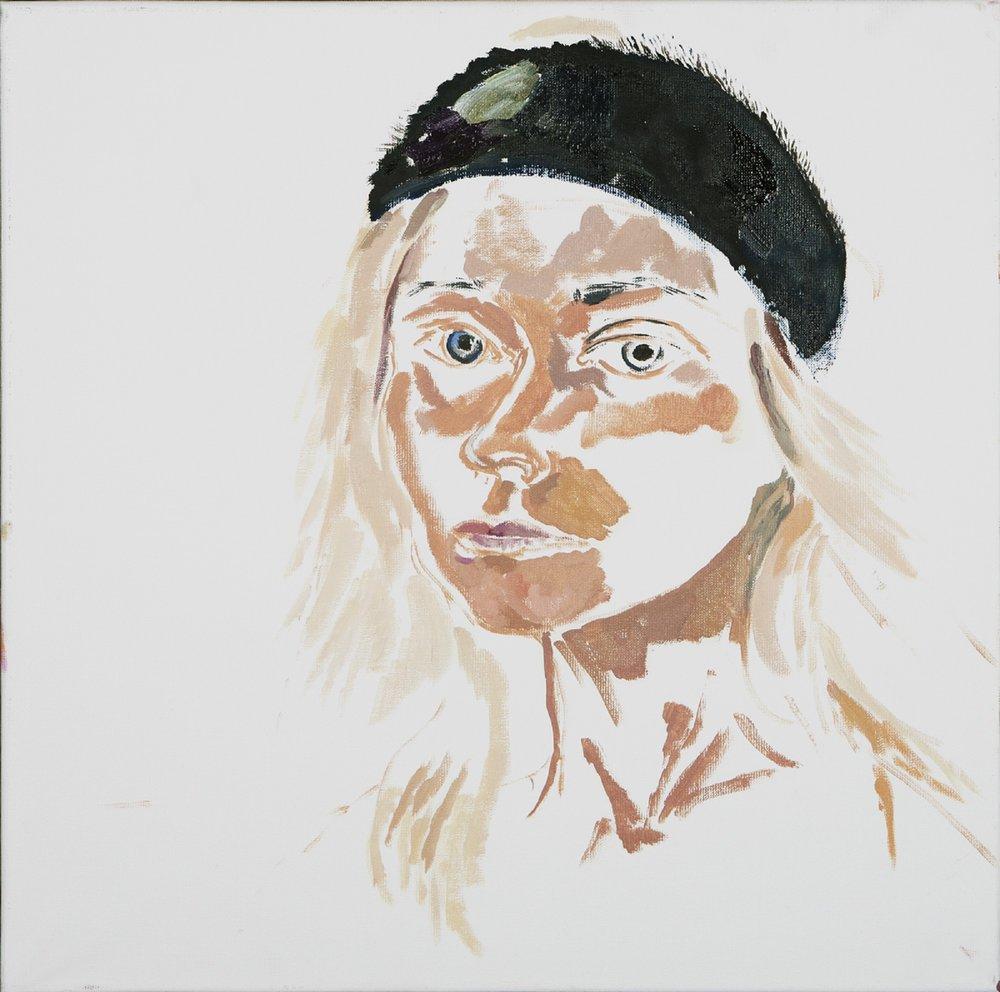 Self-portrait, 2010