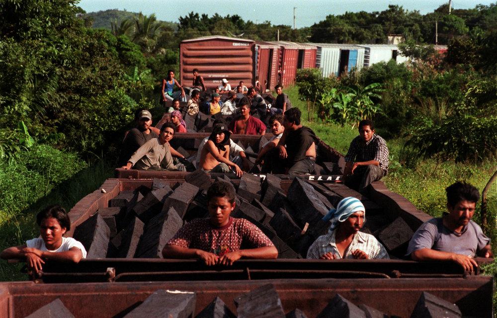 The Pilgrim Train