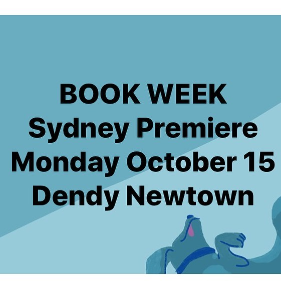 Here it is Sydney friends. Tix strictly limited #sydney #movie #premiere @screenaustralia @dendy.au @younghenrys