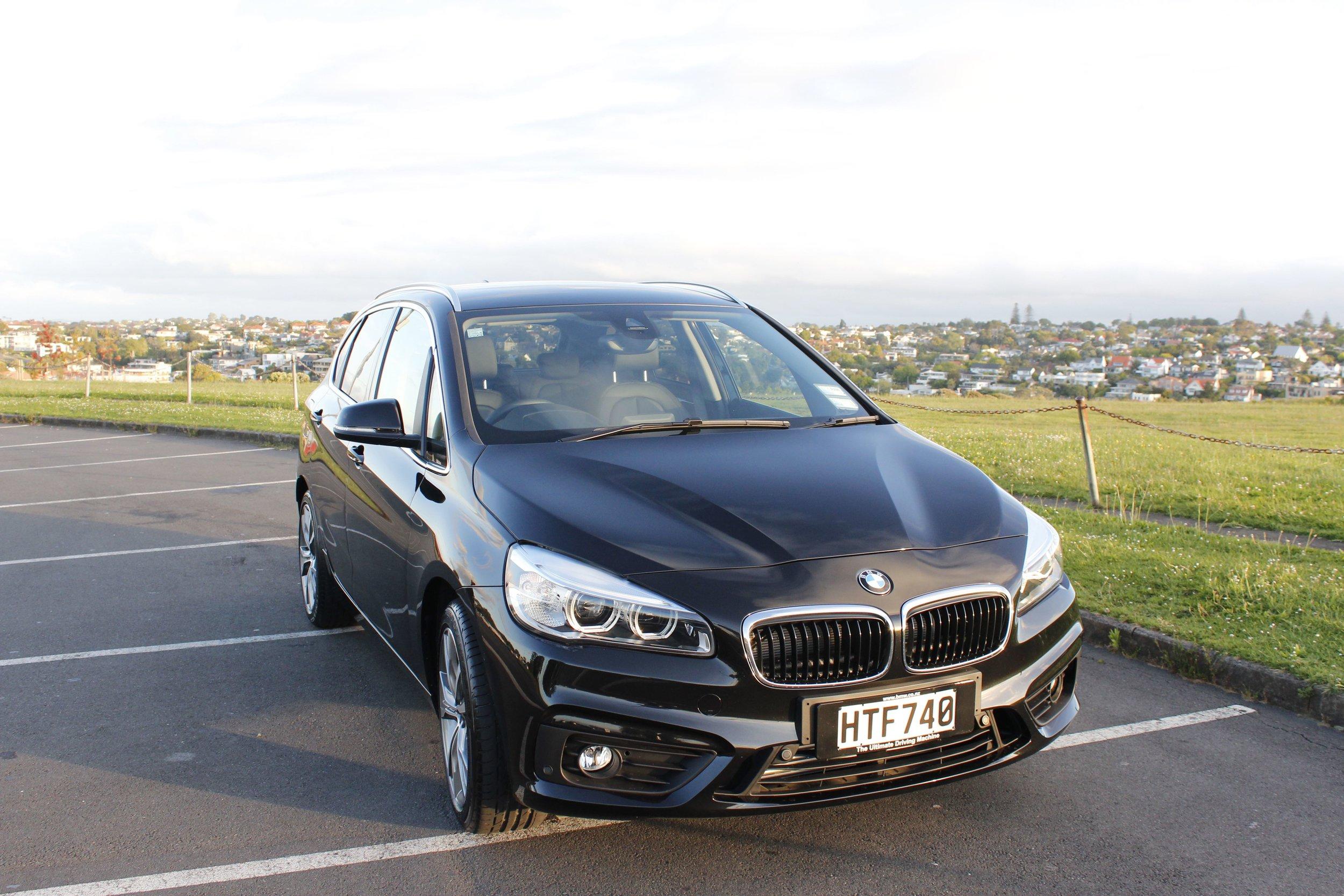 BMW 2 Series Active Tourer 3