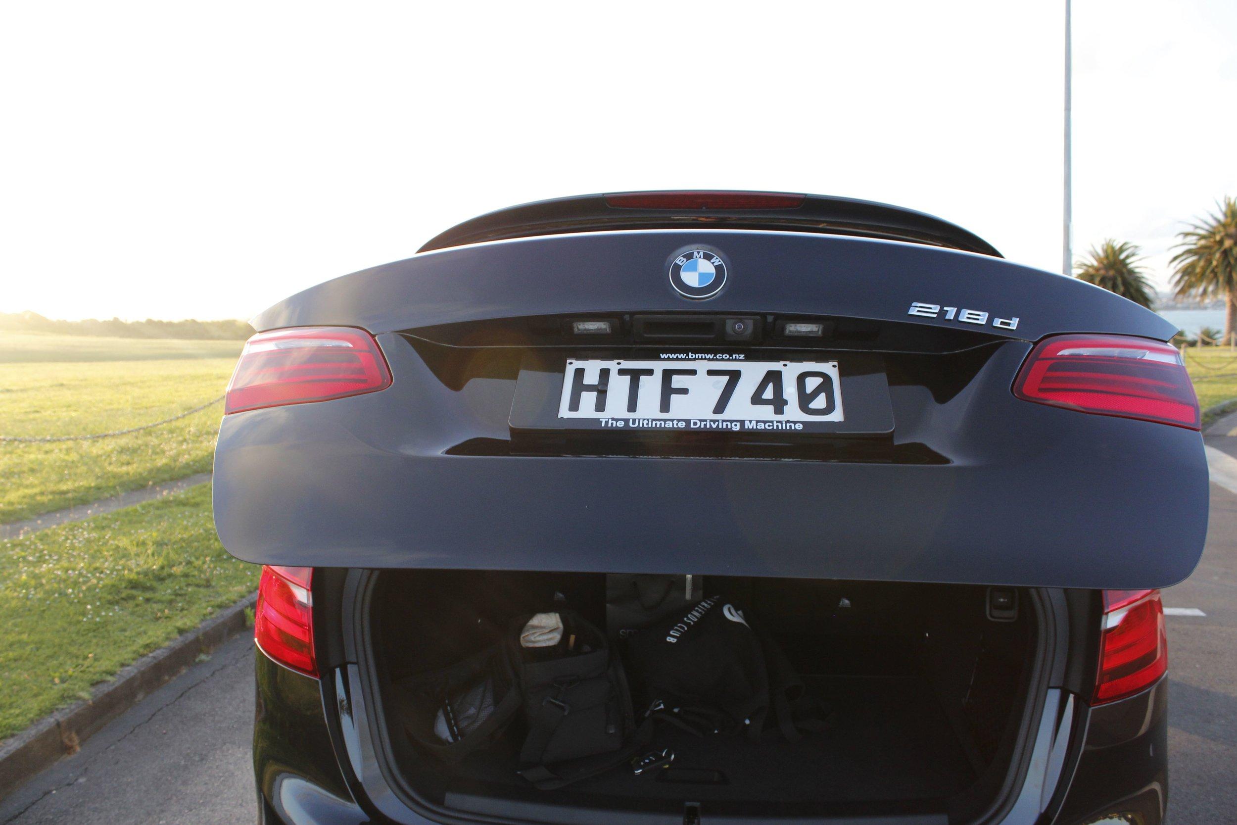BMW 2 Series Active Tourer 2