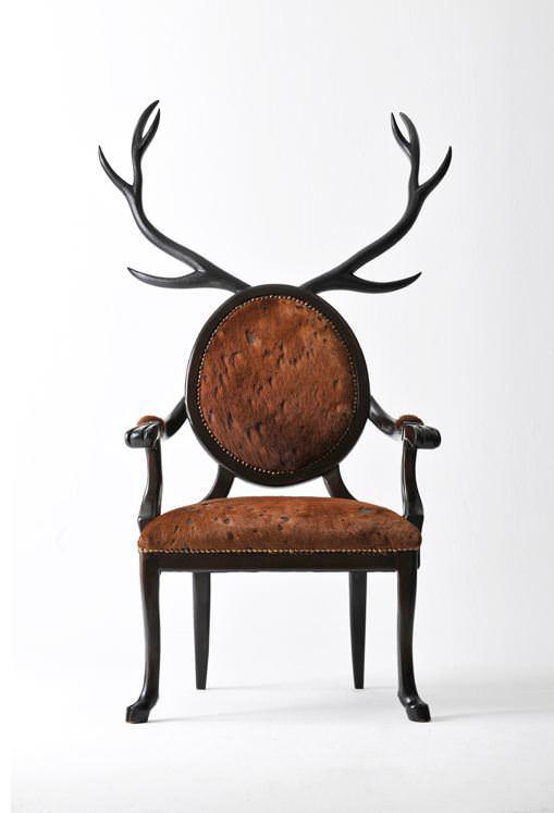 Hybrid  Chair by Merve Kahraman