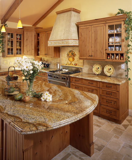 granite-kitchen_by Arizona Tile