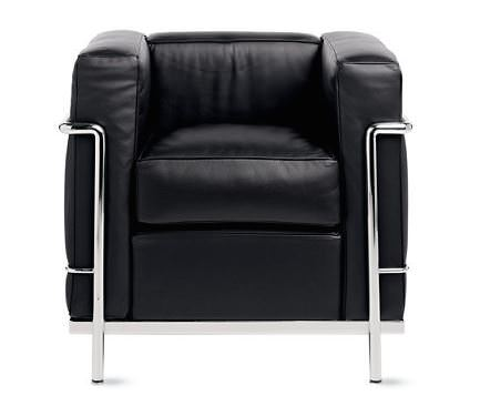 Pierre Le Corbusier LC2 Chair