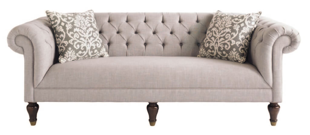 Classic Chesterfield Sofa