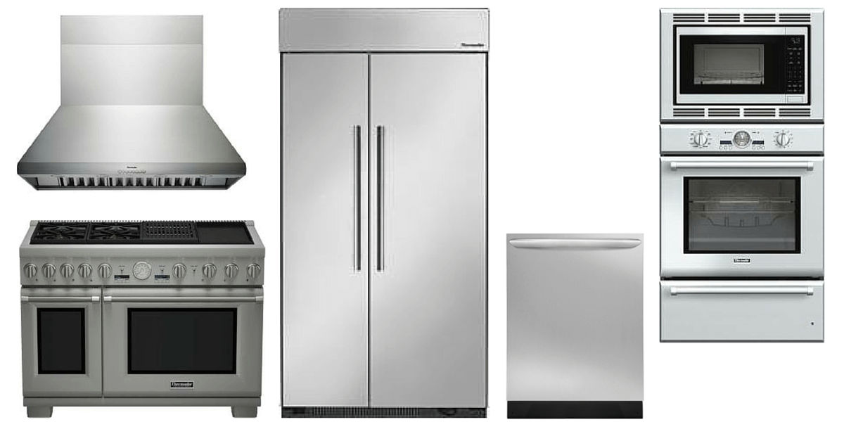 Judy's Appliance Package
