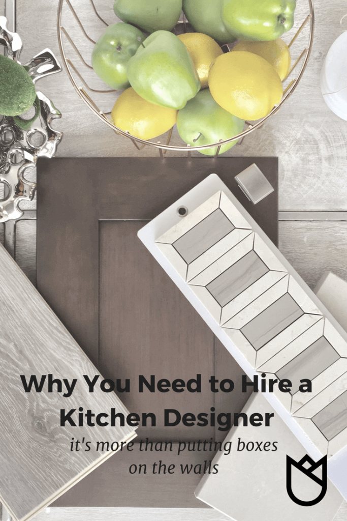 Why You Need to Hire a Kitchen Designer