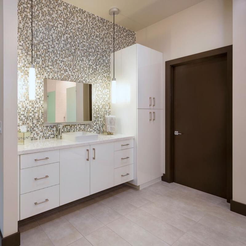 lighted-mirror-medicine-cabinet-ktj-design-co-master-bathroom-his-vanity