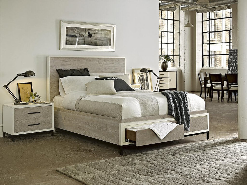 4-Beautiful-Bed-Styles-for-an-Easy-Room Makeover-panel-bed-universal-furniture-kathleen-jennison-interior-designer