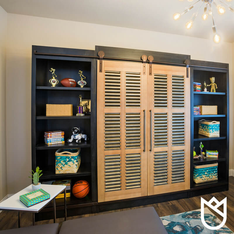 Valley-Springs-Gold-Creek-Contemporary-childrens-game-room-06