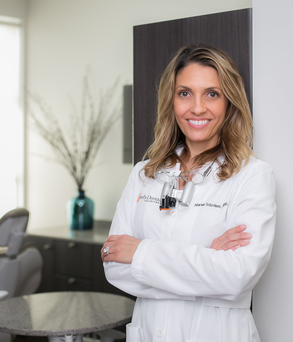 Meet Dr. Schreiner at Purely Dental Encinitas.