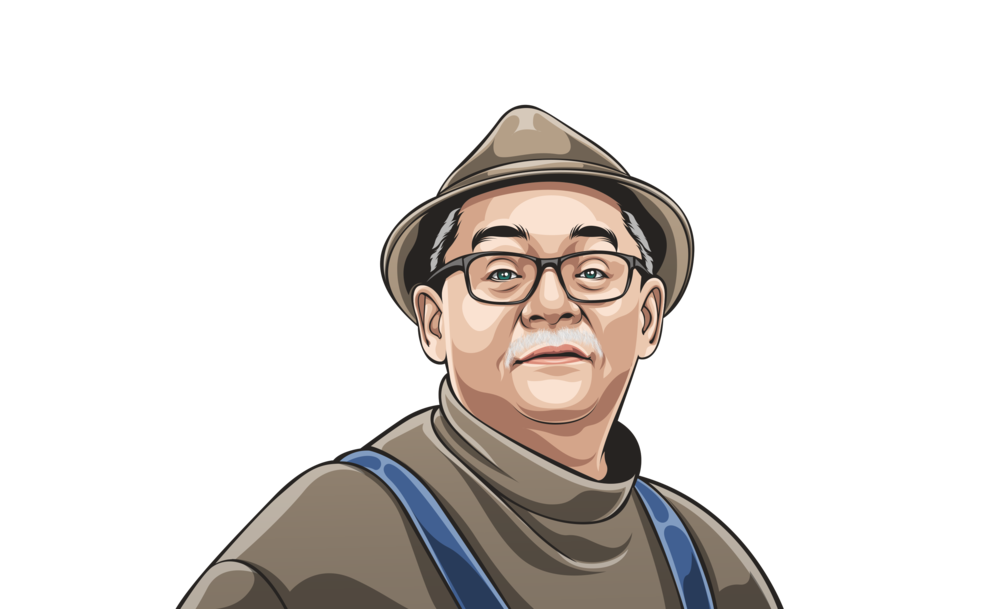 Ed Allen - A Fourth Generation Logger
