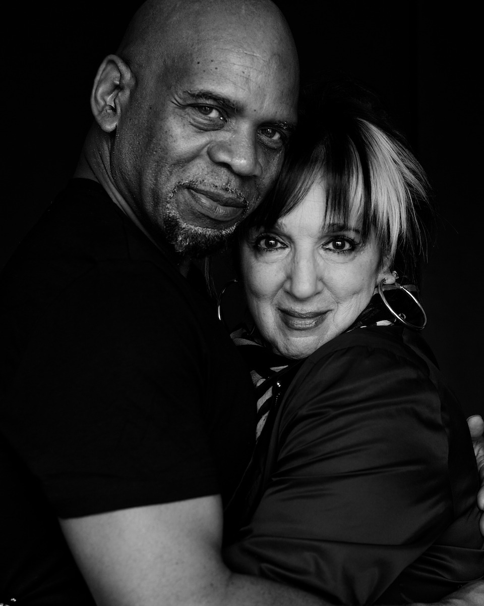 This is Keith Williams & @sarabburke. They met and became friends while dancing with Katherine Dunham. They are co-founders of Step-Up—Dancers Respond To Ferguson. And they are the movement.