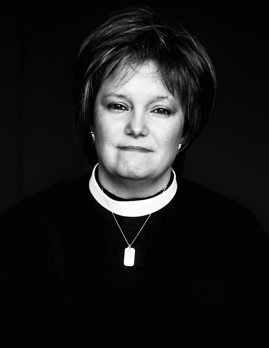 """Love always wins."" -Rev. Renita Lamkin"
