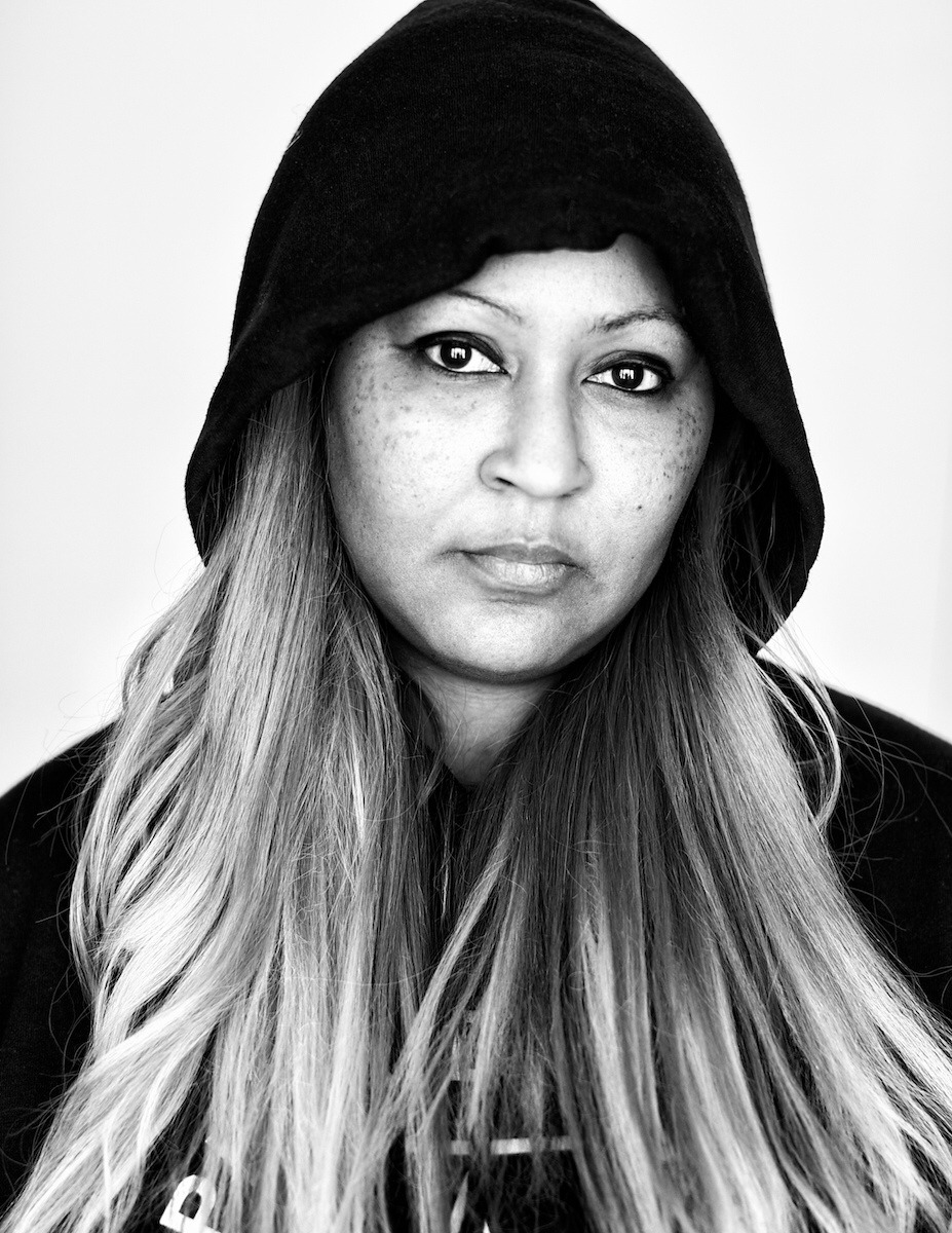 """Kajieme Powell was murdered six months ago today. Today's #FacesofTheMovement post is very special. Qjuana is one of the people that many may not """"know,"""" but she is necessary and appreciated.     Not only has Qjuana almost single-handedly maintained Kajieme Powell's memorial despite many attempts to have it removed, but she also has articulated best just how much Kajieme's killing should anger and move people to action. She has since day 1 and continues to provide the proper context for understanding why Kajieme's killing is so problematic.      Thank you, Qjuana, for reminding us that Kajieme Powell's life matters and that every victim of police violence life matters.    """"I have no doubt that some wanted Kajieme's murder to get lost in the fury of Mike Brown's death. I could not let that happen. Mike's killing was the stab in the gut of the black community. Kajieme's was the twisting of the knife."""" -Qjuana"""