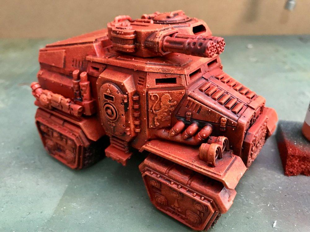 Image 9 - Taurox Prime