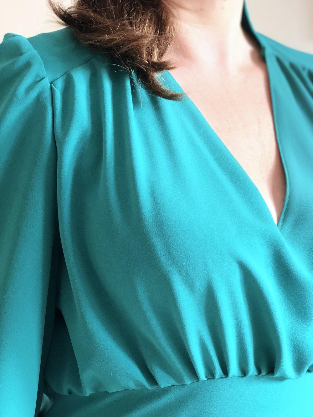A  Sarah Diane Creative  original design call   The Diane     dress