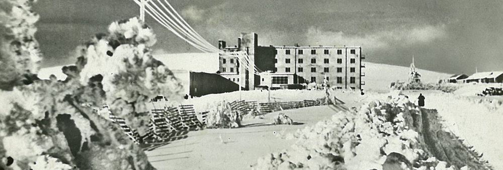 The hotel in 1938