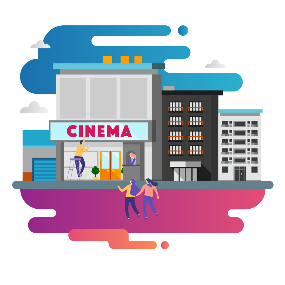 Cinema & venue management platform - A modern, all-in-one platform to manage ticketing, concessions, reporting and marketing for your cinema or venue.