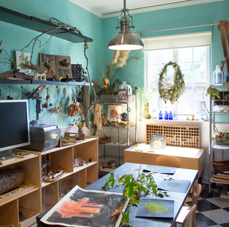 The Atelier of Living Organisms
