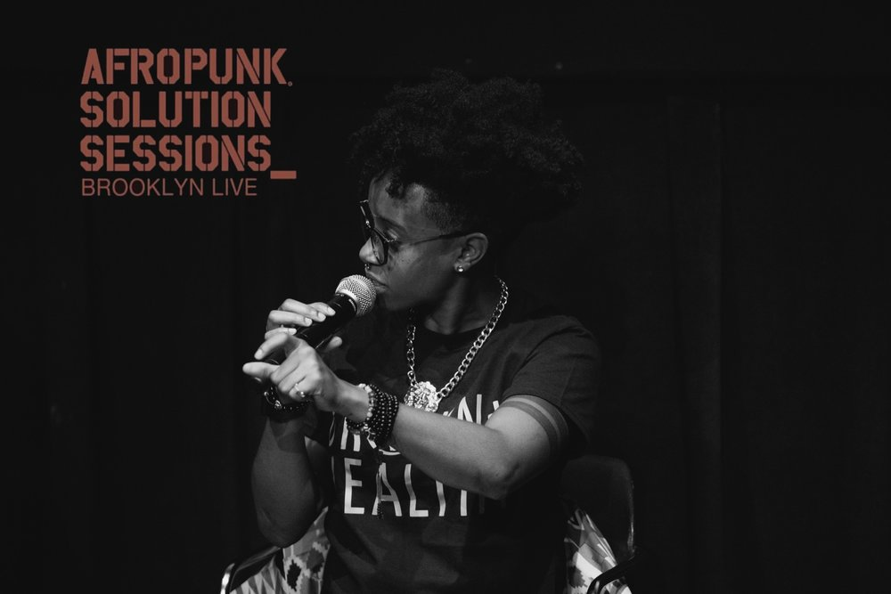 Afropunk Solution Sessions: Trigger'd -