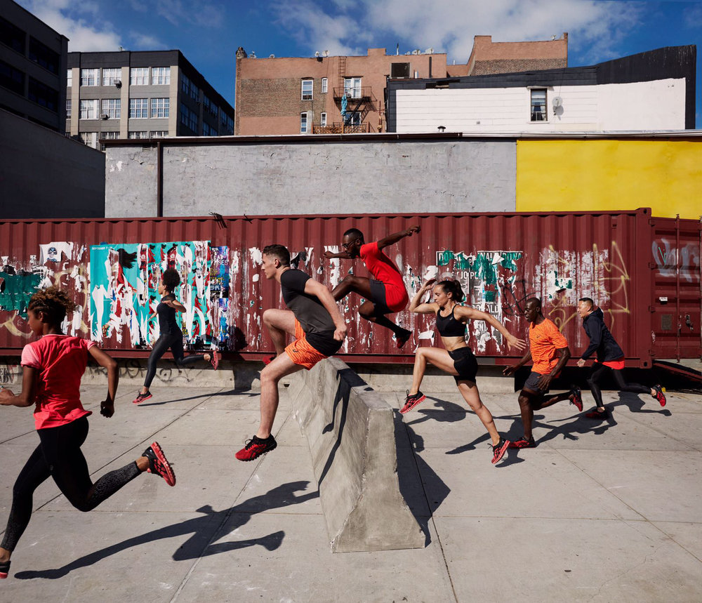 ASICS - Member of the Sound Mind Sound Body collective from 2016-2018 - This included working on three global campaigns in NYC, Cape Town and London (I MOVE ME videos featured below) and delivering workshops and classes focused on the connection between mind and body.SEE MORE >>
