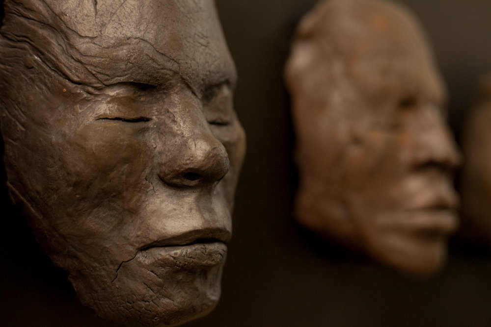 108 Death Masks