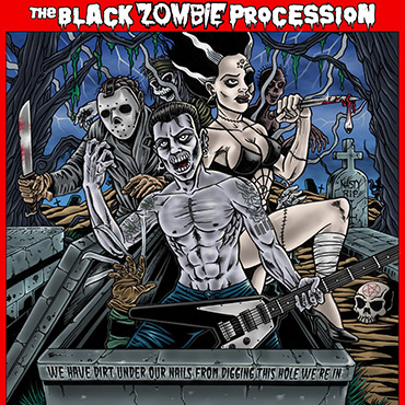 The Black Zombie Procession -