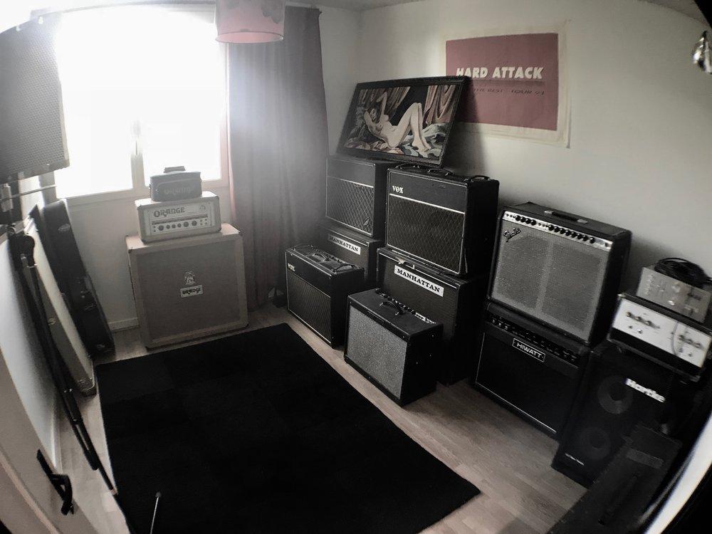 Amplifier Room