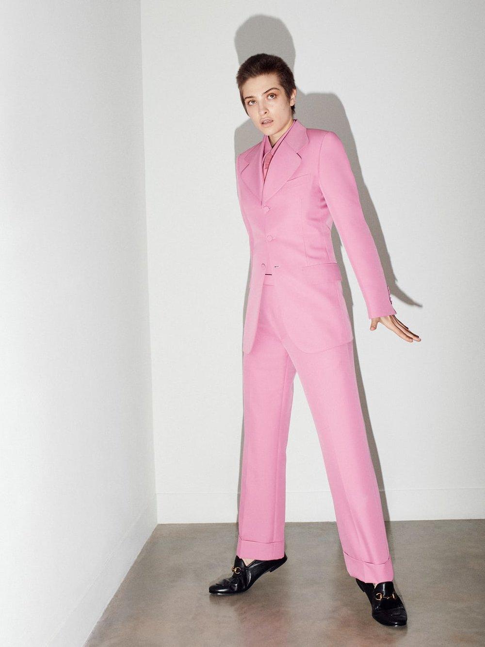 Woman Power Suit