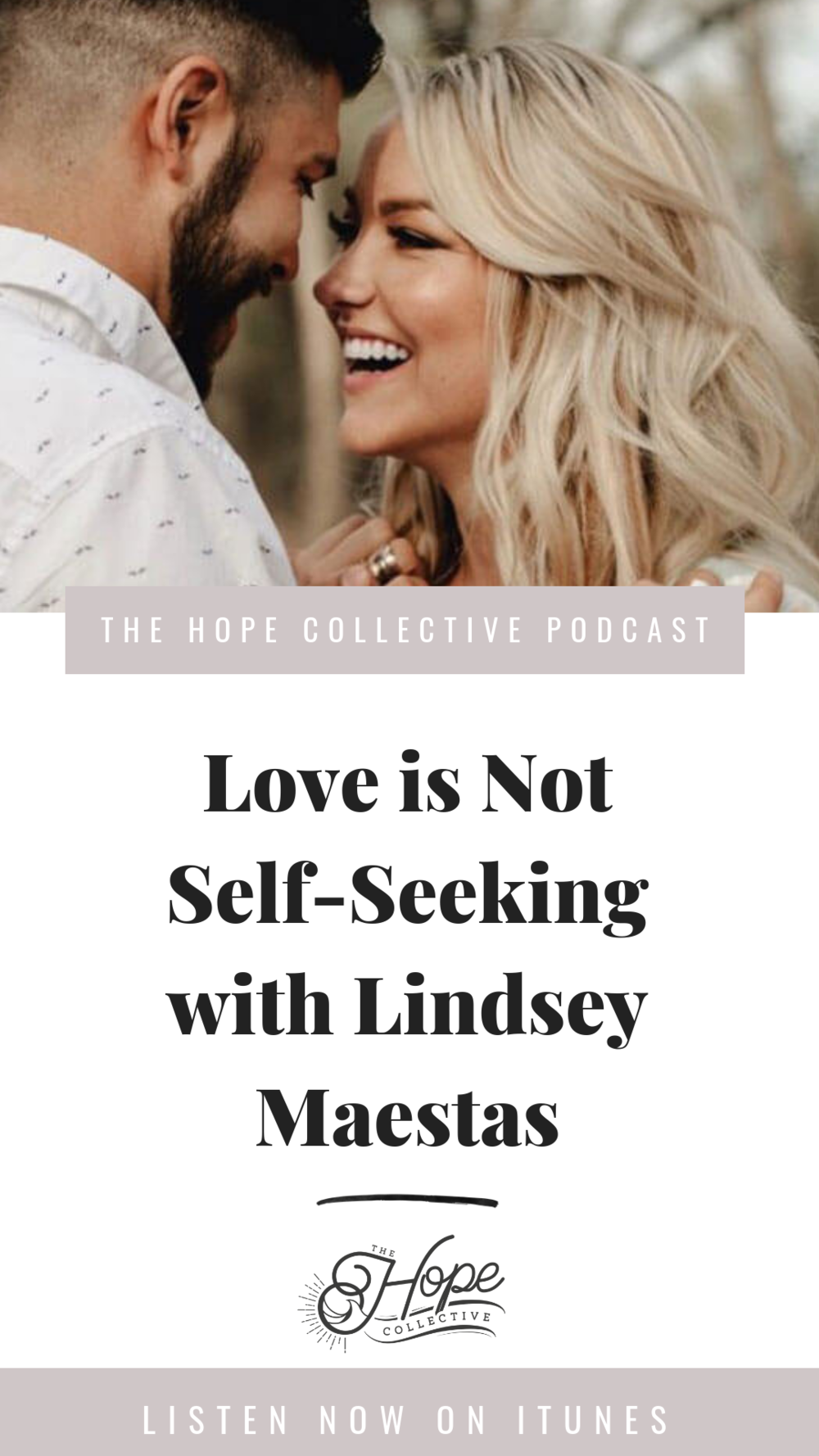 Lindsey Maestas - The Hope Collective Podcast