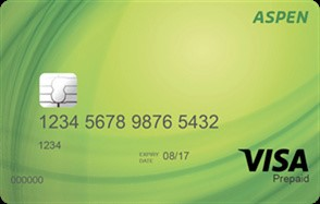 Aspen prepaid debit card