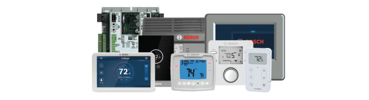 Thermostats & Controls - Residential Thermostats and Commercial Controls & Sensors