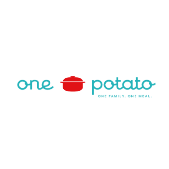 One Potato   Making high quality, healthy, organic meals accessible and easy for busy families on the go. Run by founder Catherine McCord (Weelicious), this mission based company has seen incredible growth of its loyal fan base.